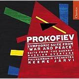 Prokofieff: Sinfonische Suite aus 'Krieg und Frieden'/+