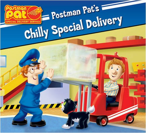 A Chilly Special Delivery (Postman Pat Special Delivery Service)