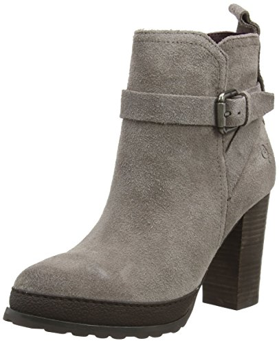 Marc O'Polo High Heel Bootie, Bottes femme Gris - Grau (706 light taupe)