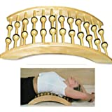 Shiatsu Spinal Rack Deluxe Backstretcher (1128) Magnetic Therapy for Aches and Pains.