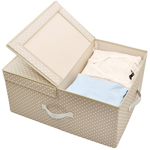 Superbe Fabric Storage Boxes With Lids
