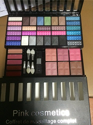 Coffret de maquillage pink cosmetics