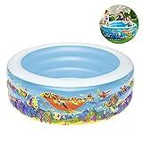 LLFFDC Aufblasbares Pool Spielzeug für Kinder, Familien, Hinterhöfe, Innen- und Außenbereiche mit...