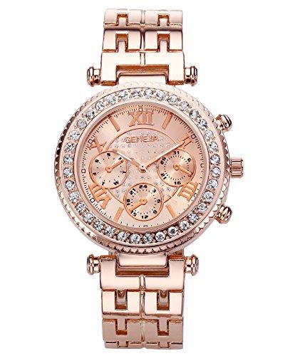 Elegante wunderschöne Uhr zu einem erschwinglichen Preis