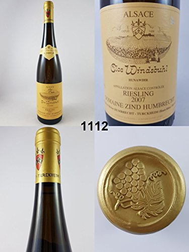 Riesling - Clos Windsbuhl - Domaine Zind Humbrecht 2007
