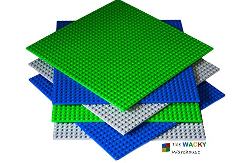 6-brick-building-baseplates-by-the-wacky-warehouse-large-10-x-10-gray
