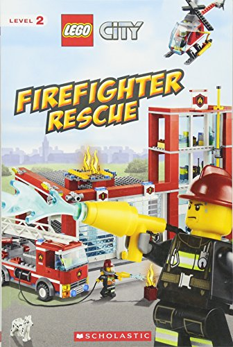 Firefighter Rescue (Lego City) par Trey King