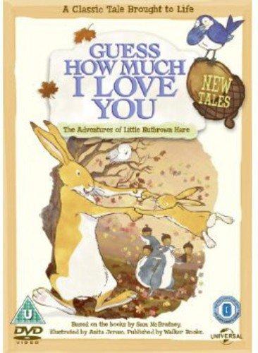 Preisvergleich Produktbild Guess How Much I Love You-New Tales [DVD] [Import]
