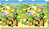 Tappeto da gioco - Dwinguler playmat - Zoo - Medium - 1,9m *1,3m *15mm