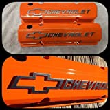 #10: Chevy Orange Powder Coating Paint (1 LB)