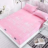 huyiming Verwendet für Einteilige bettdecke atmungsaktive schutzhülle matratze bettdecke 1,8 150 * 200 cm