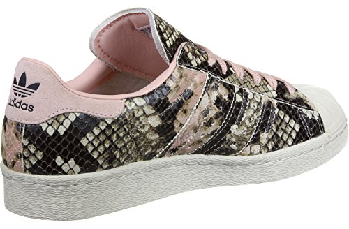 adidas Originals Superstar 80s W S76419 Damen Women Sneaker Shoes Schuhe Trainer Pink