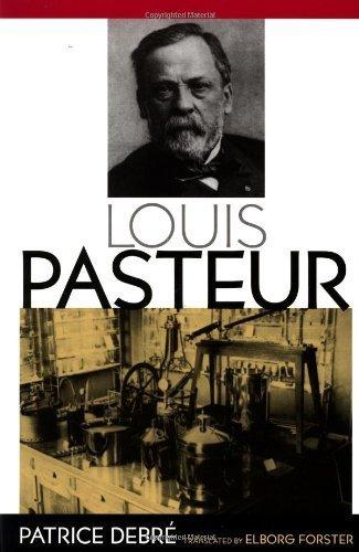 Louis Pasteur 1st edition by Debr, Patrice (2000) Paperback