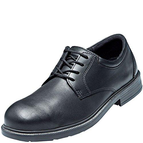 Chaussures De Sécurité Atlas Esd De Cx 340 Office Selon La Norme En Iso 20345 S2 Src De Nero