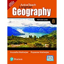 ActiveTeach: Geography 4E - for ICSE Class 8 By Pearson