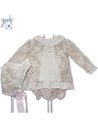 dda6f71fd Amazon.es  vestidos con capota bebe  Ropa