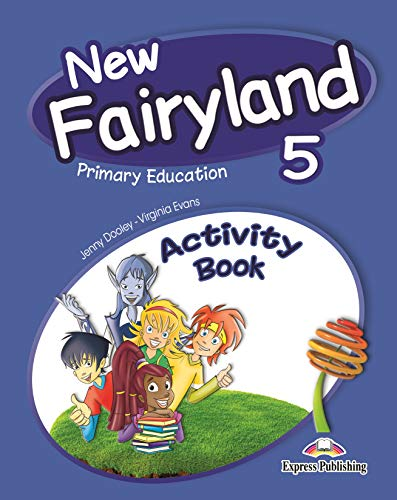 New Fairyland 5 Primary Education Activity Pack (Spain)