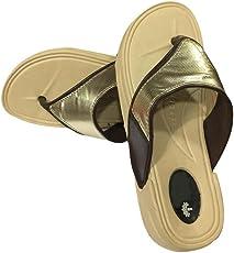 Kiinkaa Women & Girls Dr. Sole Casual Dailywear PU flip-Flop (Size Available in Ind/Eu-4-10/36-42)