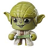 Mighty Muggs Figura Coleccionable de Star Wars, Yoda, (Hasbro E2179EU4)