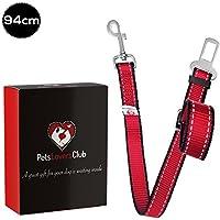 PetsLovers Cinturón de seguridad para perros/cinturones de seguridad para perros (Grandes Pequeñas)