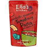 Cuisine Bio Ella Parfaitement Pleasing de Pasta de tomate-y avec beaucoup de Veg 10mois + (190g) - Paquet de 6