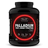 #9: Sinew Nutrition Palladium 100% Whey Protein Concentrate Powder 2 Kg / 4.4 Lbs (66 Servings) Chocolate Flavour