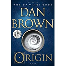 Origin: A Novel (Random House Large Print)