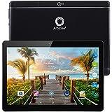 Artizlee ATL-31 Tablette Tactile 4G LTE 10'' FHD (1920 x 1200) IPS Display (Octa Core, 2Go de RAM, Disque dur 32Go, Android 6.0, Dual Sim, Wi-Fi/Wlan, OTG, GPS) Noir - 2017 Nouveau Modèle
