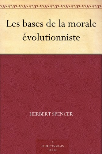 les-bases-de-la-morale-evolutionniste