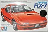 TAMIYA Mazda RX-7 Savanna GT-Limited 24060 Kit Bausatz 1/24 Modell Auto mit individiuellem Wunschkennzeichen