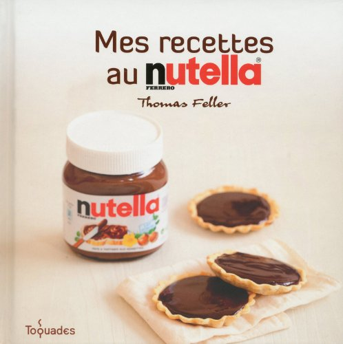 Mes recettes au Nutella