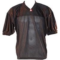FJ-1 flag & football jersey, black