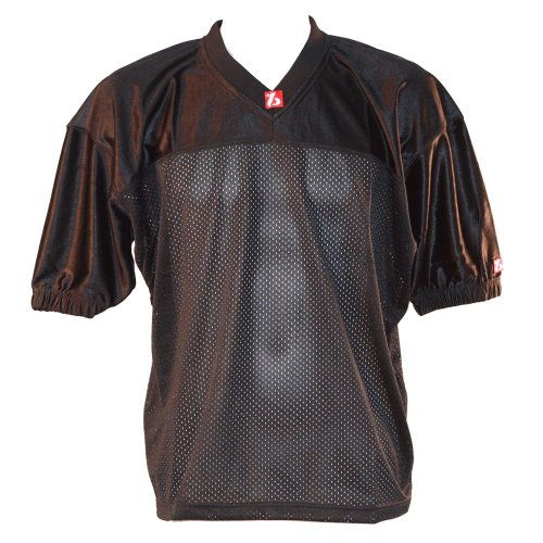 barnett FJ-1 maglia da football americano & flag, t l, c nero