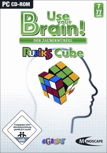 Preisvergleich Produktbild Use your brain! Rubiks Zauberwürfel PC