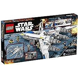 LEGO Star Wars 75155 - Set Costruzioni Rebel U-Wing Fighter