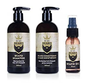 by my beard care kit shampoo conditioner face moisturiser and oil beauty. Black Bedroom Furniture Sets. Home Design Ideas