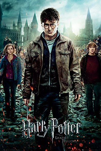 GB eye LTD, Harry Potter 7, Part 2 One Sheet, Maxi Poster, 61 x 91,5 c