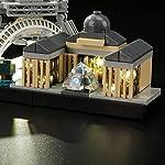 LIGHTAILING-Set-di-Luci-per-Architecture-Parigi-Modello-da-Costruire-Kit-Luce-LED-Compatibile-con-Lego-21044-Non-Incluso-nel-Modello
