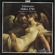 Telemann: 24 Oden 1741