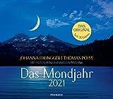 Das Mondjahr 2021. Wandkalender: mit Fotos von Gerhard Eisenschink - Das Original