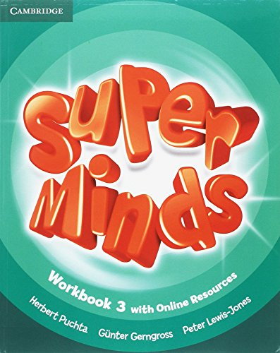 Super Minds Level 3 Workbook Pack with Grammar Booklet - 9781108411219 por Herbert Puchta