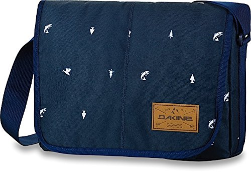 Für Bag Frauen Dakine Messenger (DAKINE Gepäck Umhängetasche Outlet, Sportsman, 5 x 24 x 34 cm, 8 Liter, 8130142)