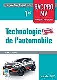 Technologie automobile 1re BAC PRO maintenance des véhicules - Livre de l'élève