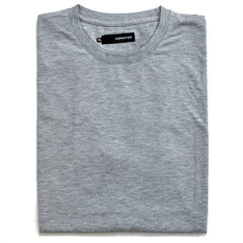 DEPARTED Fashion Shirt Blank Grau
