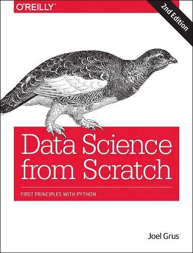 Data Science from Scratch 2e por Joel Grus