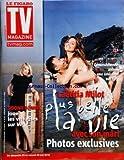 TV MAGAZINE LE FIGARO [No 20468] du 22/05/2010 - LAETITIA MILOT ET SON MARI -SIDONIE BONNEC JOUE LES VIRTUOSES SUR WG