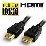 Terabyte HDMI v1.4 1080P Cable (Black)