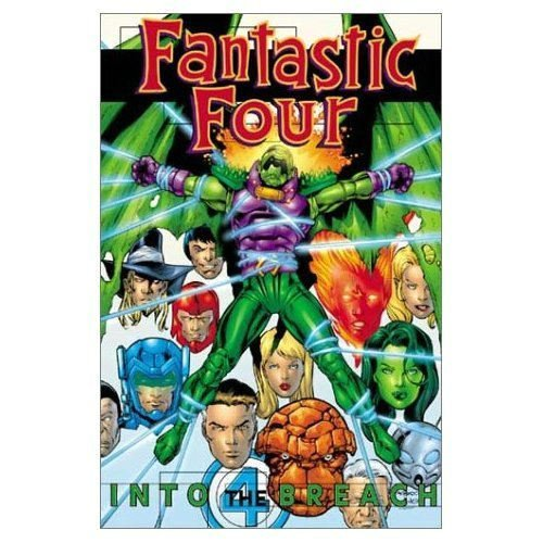 Fantastic Four: Into The Breach TPB by Carlos Pacheco (4-Mar-2002) Paperback