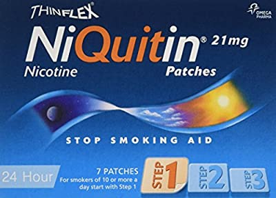 Niquitin CQ Patches 21mg