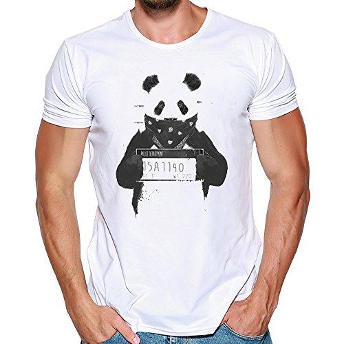Panda shirts le meilleur prix dans Amazon SaveMoney.es 6c745a4eddc